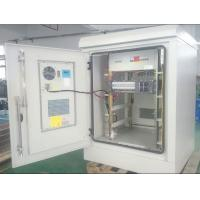 """ET9090122,19"""" Rack Outdoor Telecom Equipment Cabinet With Air Conditioner, Rectifier Manufactures"""