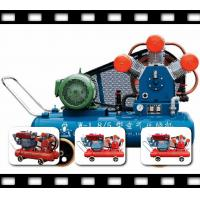 China 4 m³/min Industrial Air Compressors With S1125 Diesel Motor , 240l Air Tank on sale