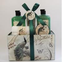 China Paper Box Bar Sets Bath Gift Set Bath gel and bubble bath fuels the soul, keeping the body and spirit in balance. on sale