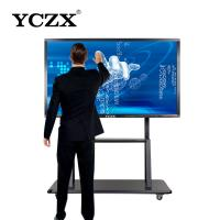 China 86 All In One Touch Screen Computer / Interactive Flat Panel Without Projector on sale