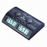 Professional digital chess clock/timer for chess game/training with large LCD screen Manufactures