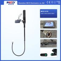 IP68 5 LCD Under Vehicle Inspection Camera with DVR Video Recording Function Manufactures