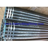 Black Painting API Carbon Steel Pipe 2m - 16m / Large Diameter Steel Tube Manufactures