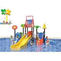 China Fun Colorful Children'S Outdoor Water Slides Eco Friendly For Community on sale