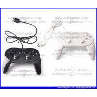 Wii Classic Controller Pro Wii game accessory Manufactures