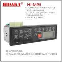 with USB/SD car radio radio controlled car mp3 player 2 din car radio with china Manufactures