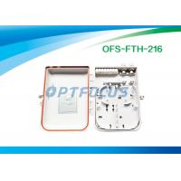 China Outdoor 16 ports Fiber Termination Box SC Adapter FTTH Access Network wholesale