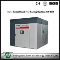 Energy Saving Dip Spin Coating Machine Three Basket Planet Type High Speed Manufactures
