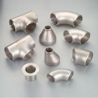 China stainless steel butt weld pipe fittings on sale