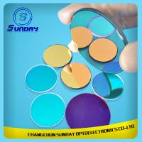 Narrow Banspass Filter Optical Filter Bk7k9 Sapphire Fused Silica ZnSe CaF2 Si Ge 270/311/360/380/473/532/650/780nm Manufactures