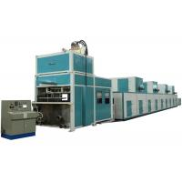 Quality Auto Reciprocating /Turnover Pulp Molding Machine for Industrail Package / Flower Pot for sale