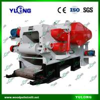 5-8t/h White Wood log drum wood chipper to crush logs into chips Manufactures