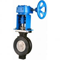 150lbs, 300lbs Wafer, Lug Type Metal Seated DIN High Performance Butterfly Valve Manufactures