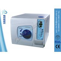 China Class B Autoclave / Steam Sterilizer Factories With Printer on sale