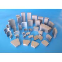Neodymium Strong Permanent Magnets , NdFeB Magnet For Motors N35UH N35SH Manufactures