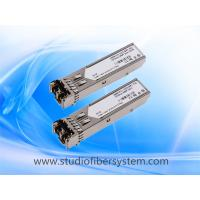 155M 1310nm SFP transceiver module over 1 multimode fiber to 2KM Manufactures