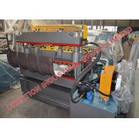Hydraulic Powered Bull Nose Roofing Curving Machine Metal Sheet Bending Machine Manufactures