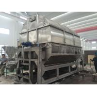 Mirror Polish Foodstuff Rotary  Drum Dryer Machine SS304 ,SS316 Manufactures