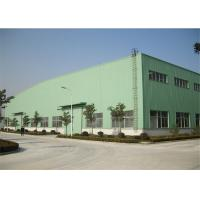 Fast Assembled Steel Workshop Buildings Kits Environmentally Friendly Manufactures