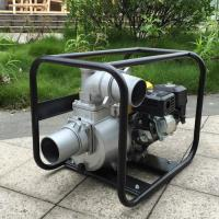 China Power Value 2 inch 3 inch 4 inch Gasoline Water Pump with manual start for Agriculture on sale