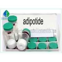 Peptide Human Growth Hormone Medicine Grade Adipotide Lyophilized Freeze Raw Powder Manufactures