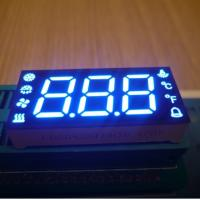 Long Lifetime Custom LED Display Common Anode For Temperature Humidity Defrost Indicator Manufactures