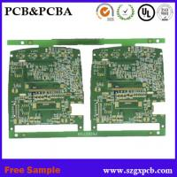 Quality China Made LCD Display PCB&CRT TV Circuit Board,fr4 lcd pcb board computer and mobile motherboard for sale