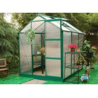 anodized garden greenhouse Manufactures