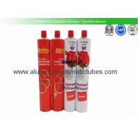 Mustard / Chocolate Squeeze Tubes Offset Printing Custom Logo FDA Certificatedv Manufactures
