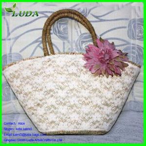 China fashion woman beach straw bag on sale