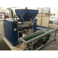 China Easy Operation Plastic Film Slitting Machine Vertical Type 450mm Width on sale