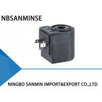 DH Hydraulic Solenoid Valve Coil 15W Customized ISO9001 CE Certification Manufactures