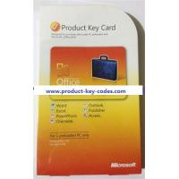 Microsoft Office 2010 Product Key Card For Microsoft Office 2010 Professional Manufactures