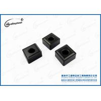 China Durable Cemented Carbide Inserts , Ccmt Carbide Inserts External Turning Tool on sale