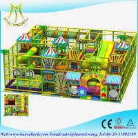 Hansel high quality used indoor playground equipment sale