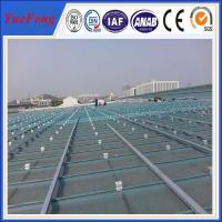 hot sell on grid solar mounting system/ pv panel mounting bracket Manufactures
