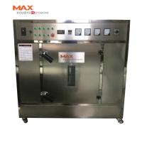 Hot Sale 6kw Vertical Model Industrial Microwave High Power Batch Oven Manufactures