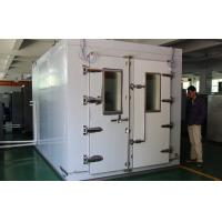 Stainless Steel 27.1 Cubic Customized Walk-in Environmental Test Chamber Manufactures