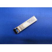 1000base LX Single Mode Fiber Optic Module SFP BIDI 10KM TX1310nm RX1550nm Manufactures