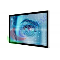 65 Inch Airport  Digital Signage LCD Advertising Player Touch Screen RAM 4GB Hard Disk 500G Manufactures