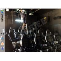 Visual Feast 9D Immersive Theater 9D Cinema With Electric , Pneumatic ,