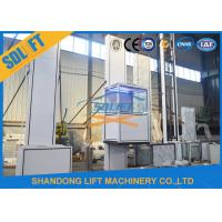 OEM Design 1-6m Handicapped Chair Lifts With Cabin , CE And SGS Certified Manufactures