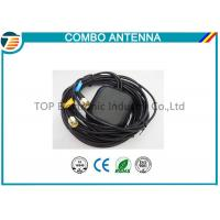 Waterproof GSM GPS Combo Antenna 1575.42 MHz  50 Ohm Outdoor FAKRA connector Manufactures