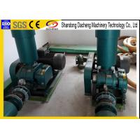 Air Delivery Rotary Roots Blower , Small Volume Aquaculture Air Blower Manufactures