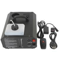 China 1200w Dmx512 Stage Fog Machine 3L Capacity With 20mins / L Oil Consumption Rate on sale