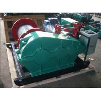 JM Series Electronic Control Slow Speed Winch Manufactures