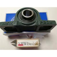 China Precision Formed Flinger NSK UCP214-211D1 Pillow Block Bearing Unit Spherical Outside Diameter on sale