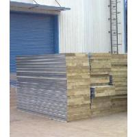 Durable Mineral Wool Sandwich Wall Panel (DMW01) Manufactures