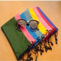 Professional Custom Microfiber Sunglass Bag Fancy Girls Neoprene Glasses Pouch Manufactures