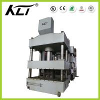 China Y32 1250tons ISO Hydraulic Four-Column Hydraulic Press Stainless Steel Sink Production Line on sale